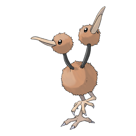 Artwork de Doduo